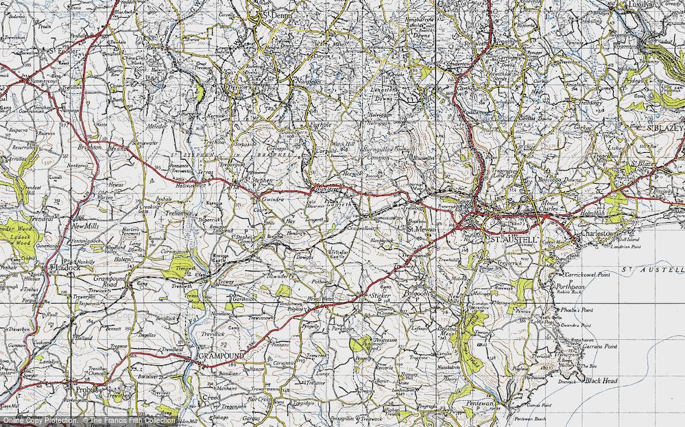 Lanjeth, 1946