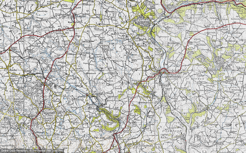 Lanlivery, 1946