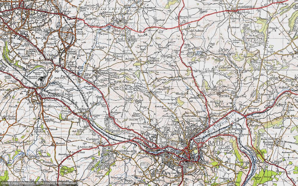 Lansdown, 1946