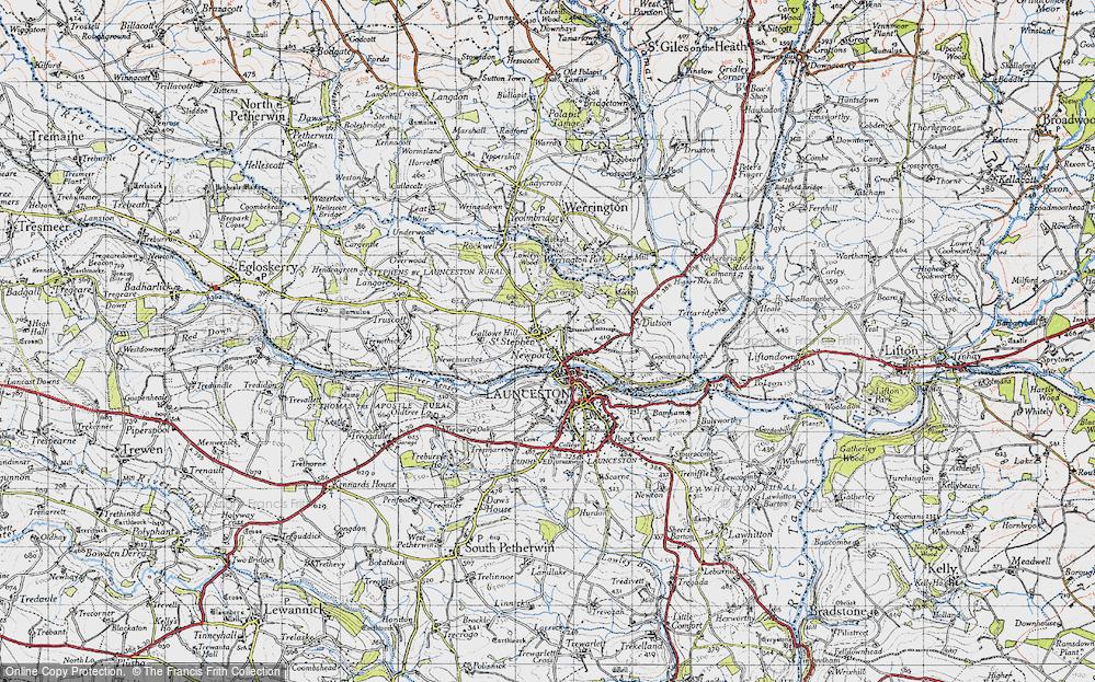 Lanstephan, 1946