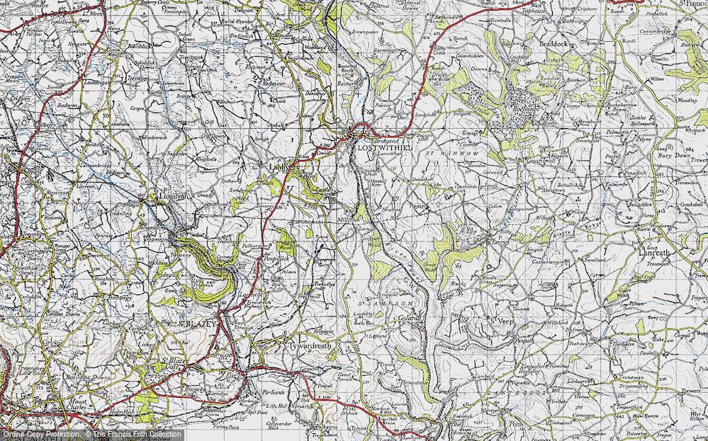 Lantyan, 1946