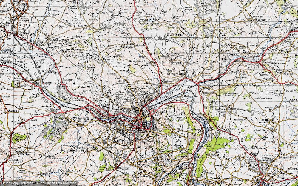 Larkhall, 1946