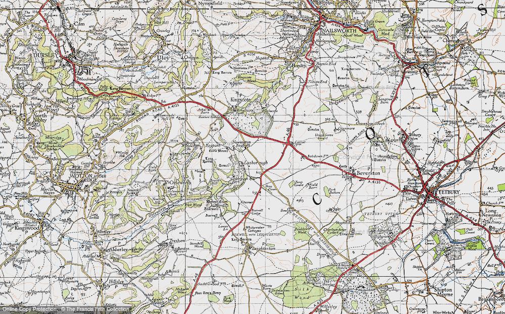 Lasborough, 1946