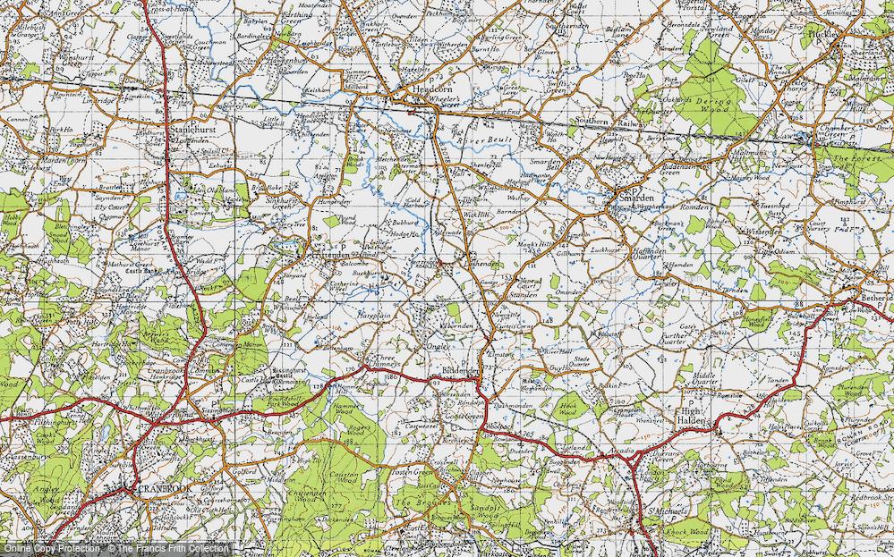 Lashenden, 1940