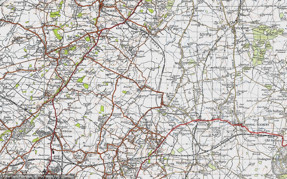 Latteridge, 1946