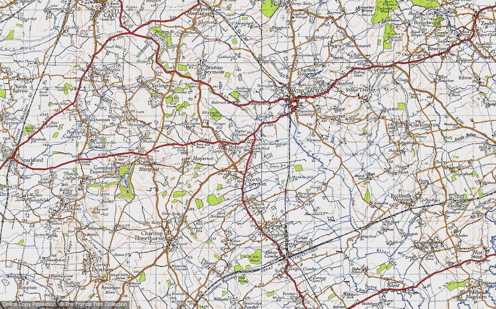 Lattiford, 1945