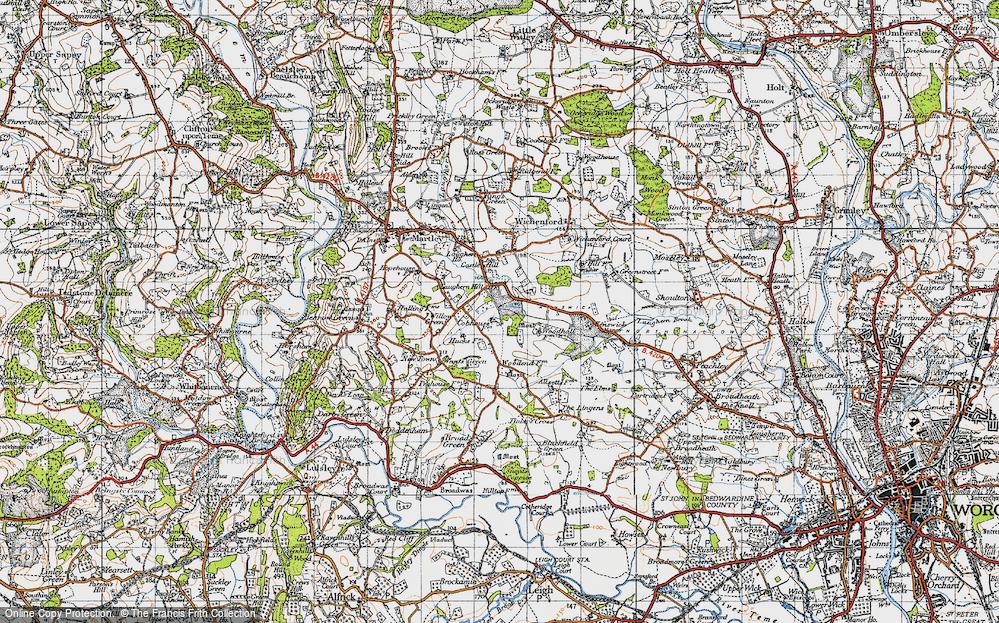Laughern Hill, 1947
