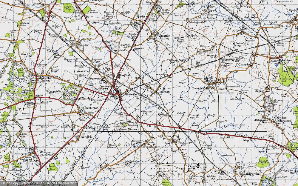 Launton, 1946