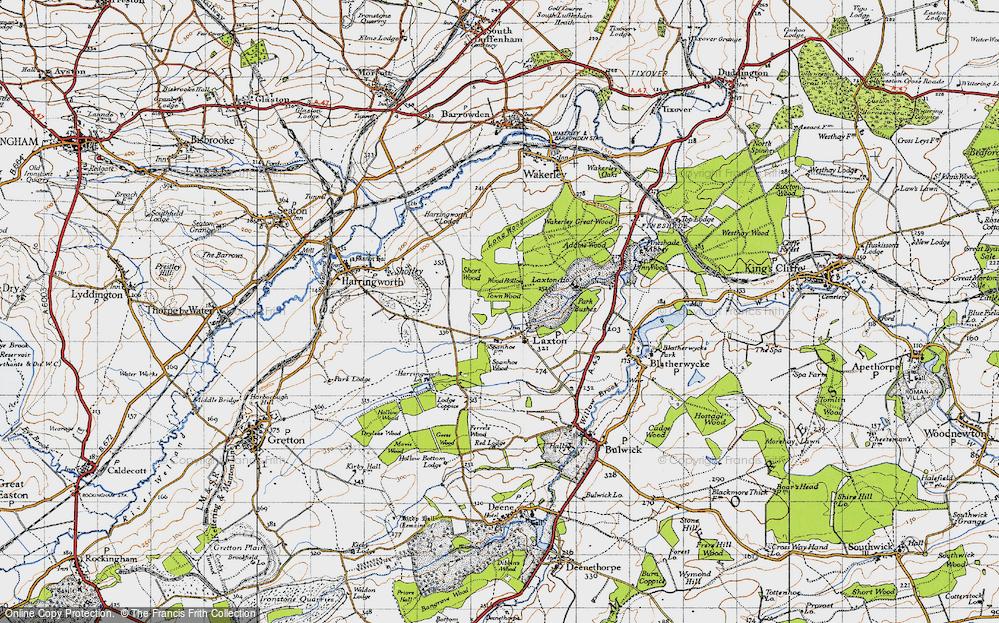 Laxton, 1946