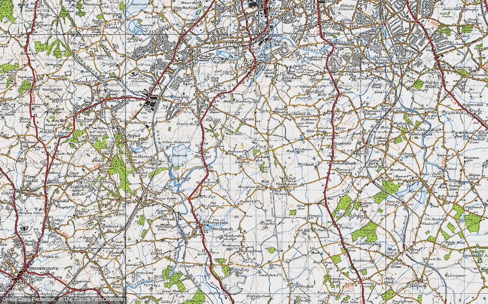 Lea End, 1947