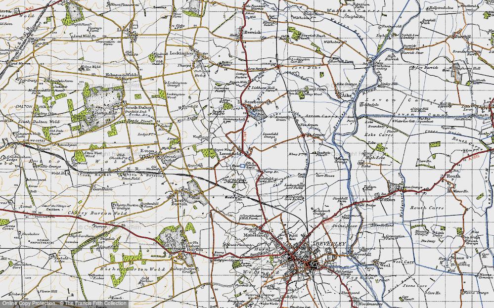 Leconfield, 1947