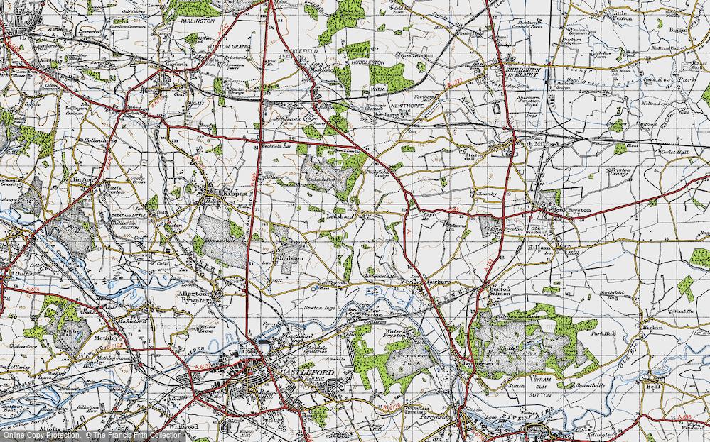 Ledsham, 1947