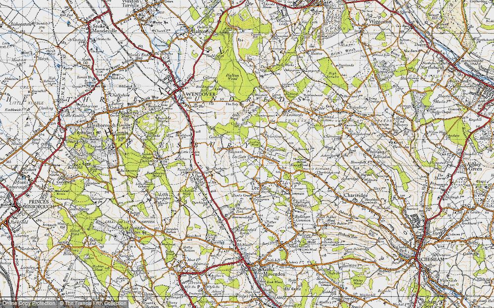 Lee Gate, 1946