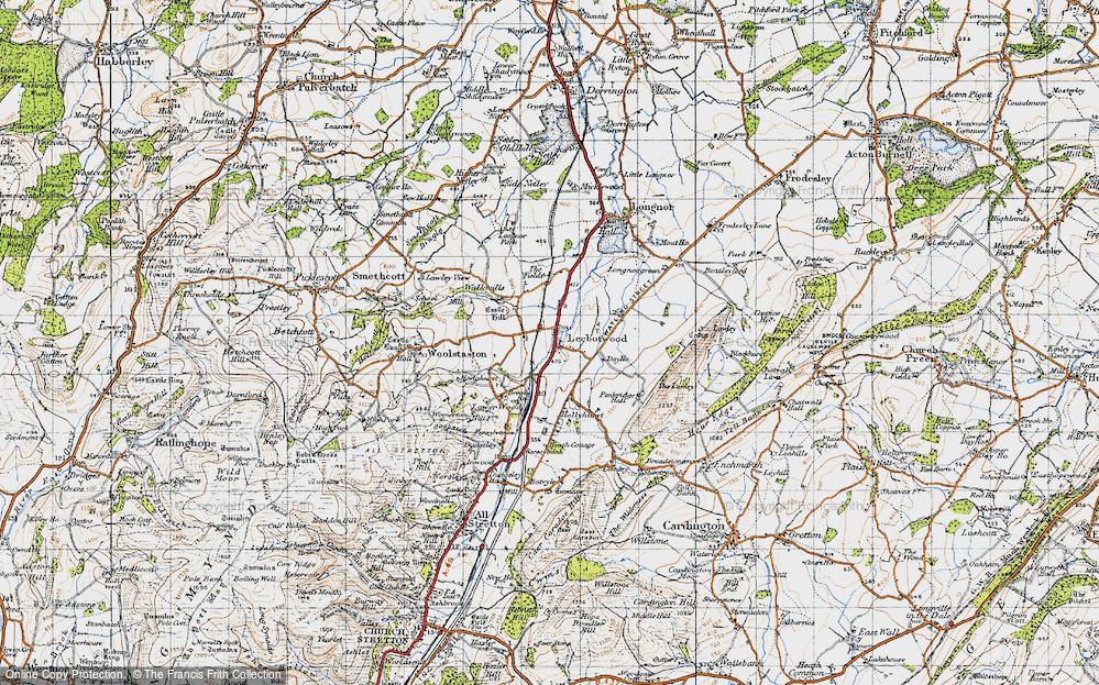 Leebotwood, 1947