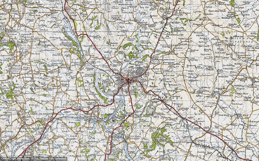 Leek, 1947
