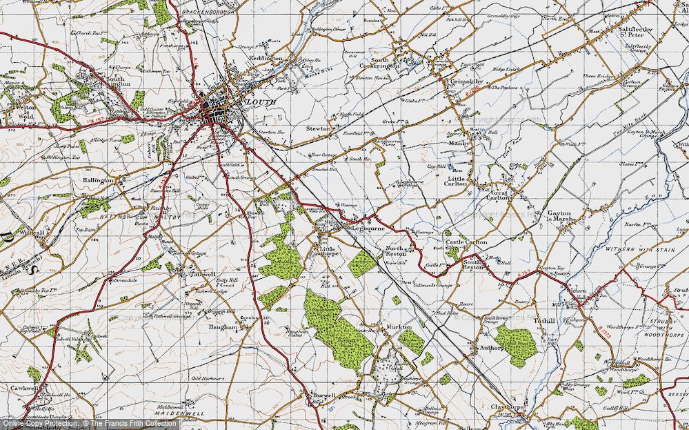 Legbourne, 1946