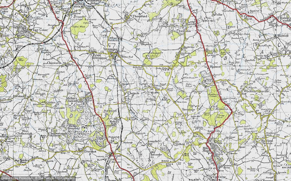 Leigh, 1945