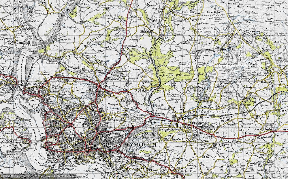 Leigham, 1946