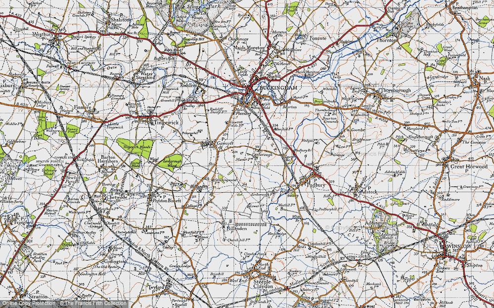 Lenborough, 1946