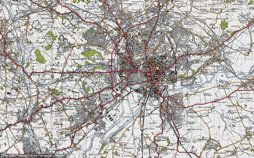 Lenton, 1946