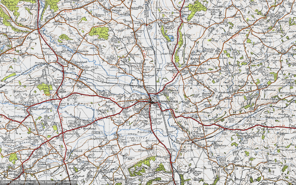 Leominster, 1947