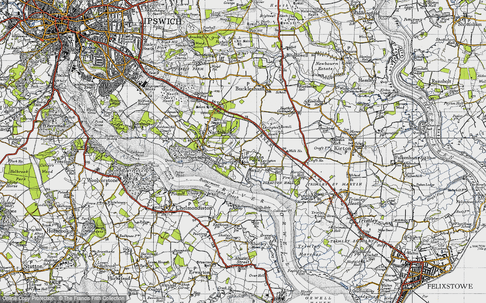 Levington, 1946