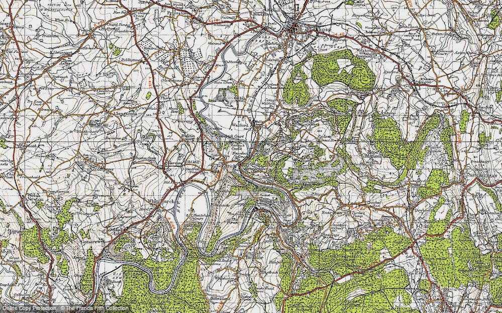 Leys Hill, 1947