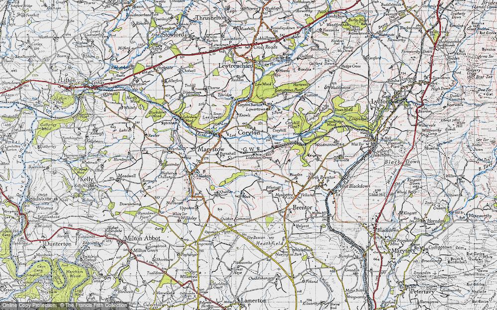 Liddaton, 1946