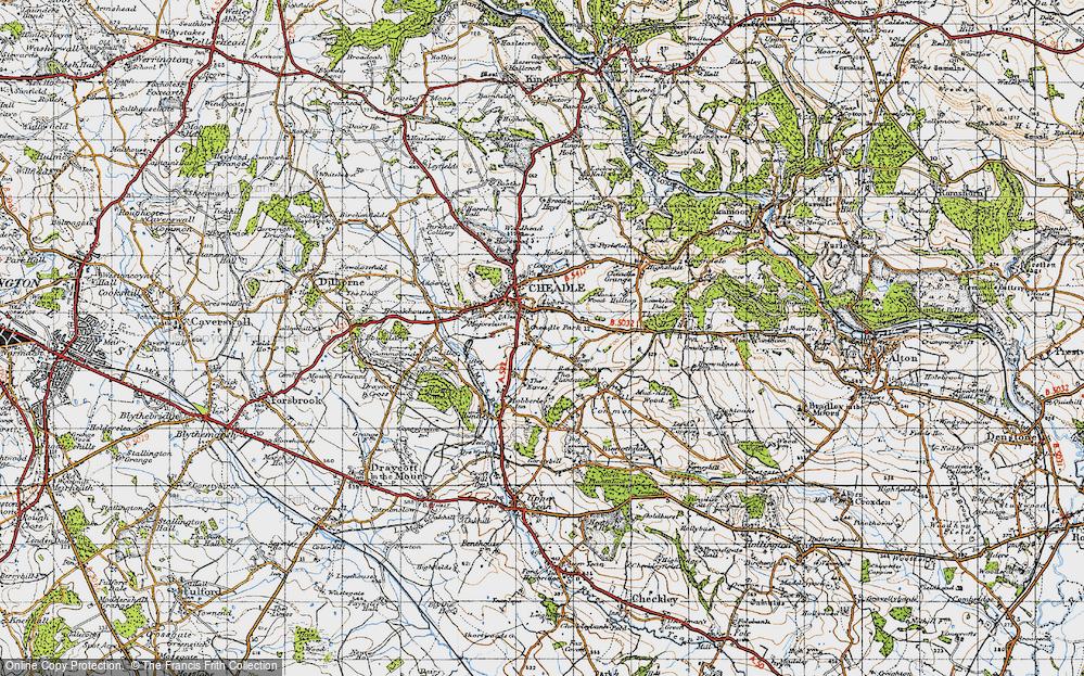 Lightwood, 1946