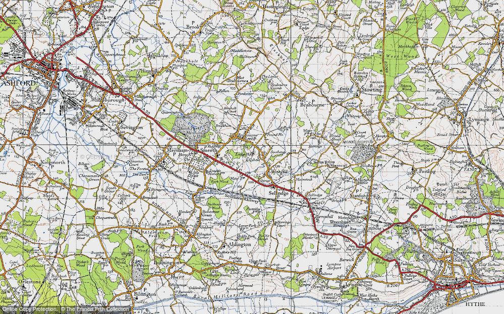 Lilyvale, 1940