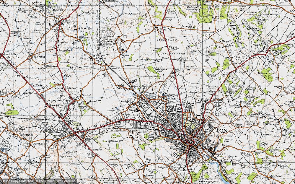 Limbury, 1946