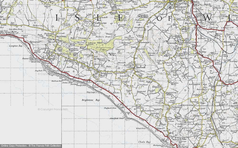 Limerstone, 1945