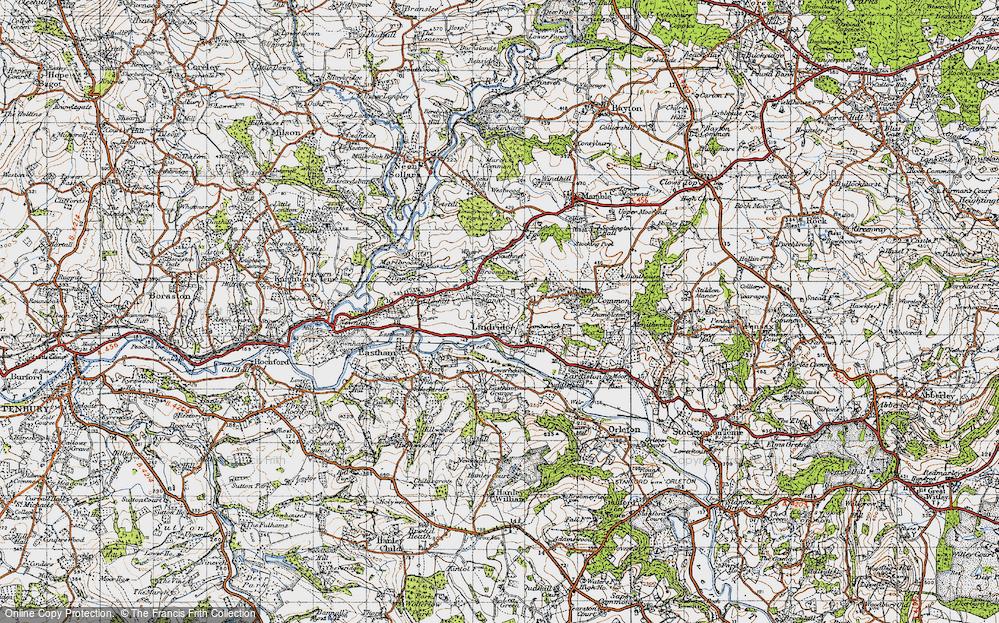 Lindridge, 1947