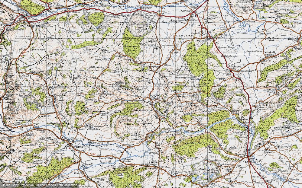 Lingen, 1947