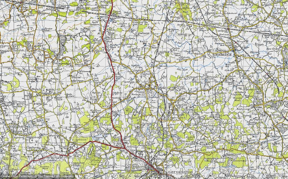 Lingfield, 1946