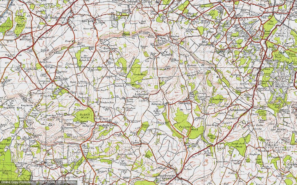 Linkenholt, 1945