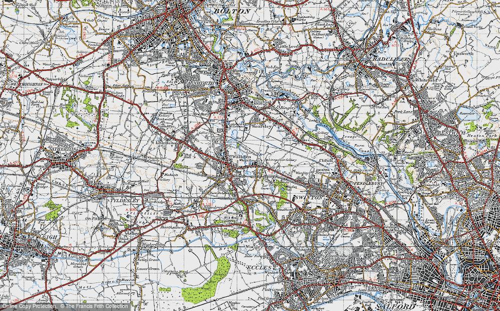 Linnyshaw, 1947