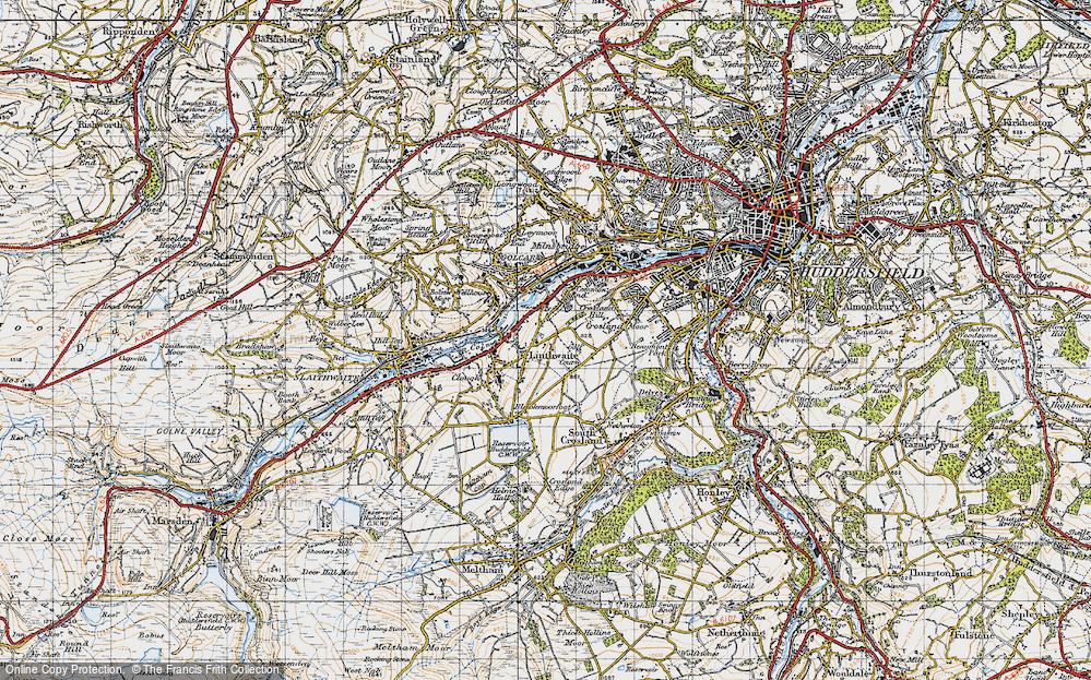 Linthwaite, 1947