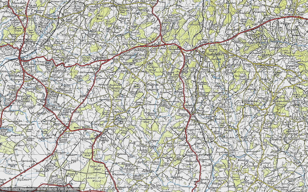 Lions Green, 1940