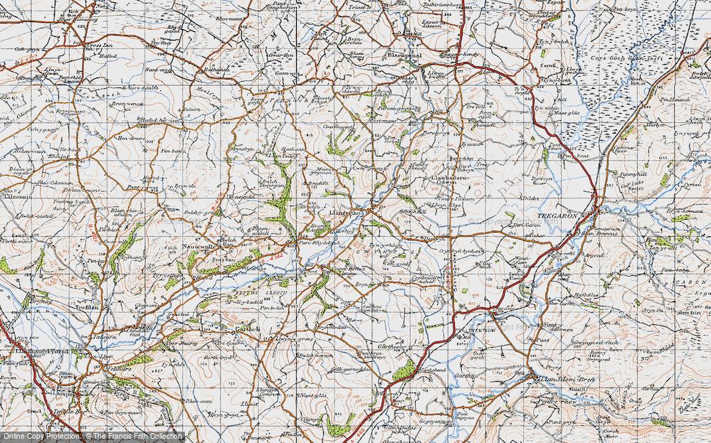 Llangeitho, 1947