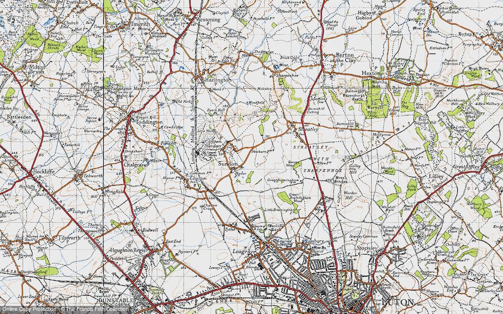 Lower Sundon, 1946