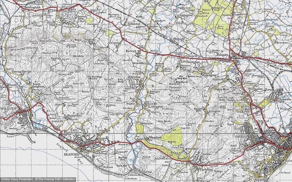 Lullington, 1940