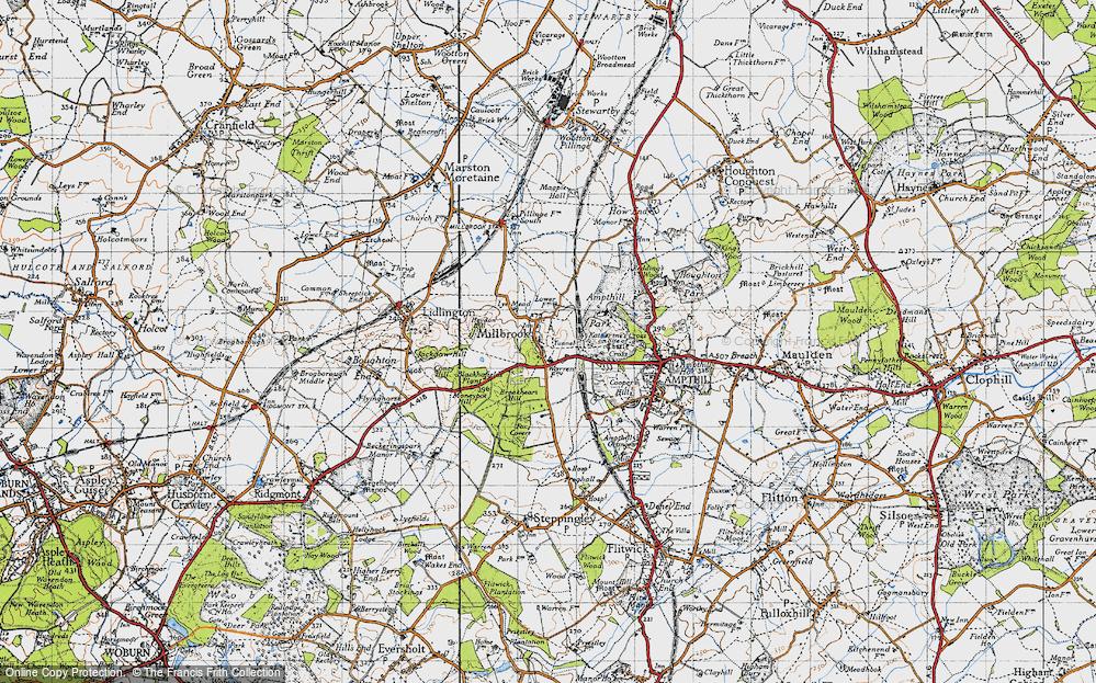Millbrook, 1946