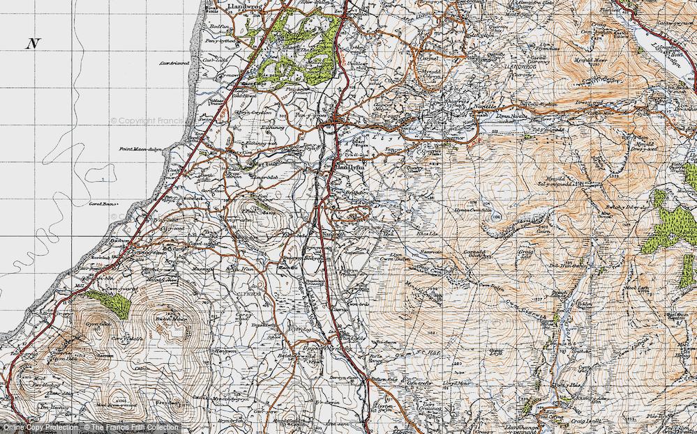 Nasareth, 1947