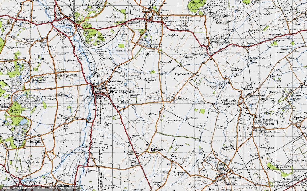 Newton, 1946