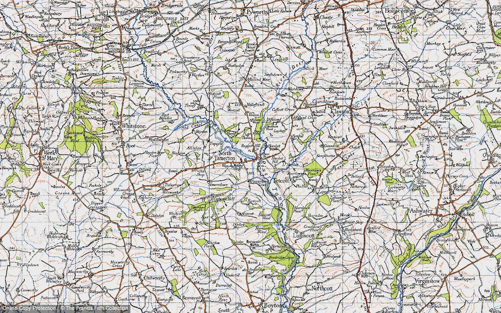North Tamerton, 1946
