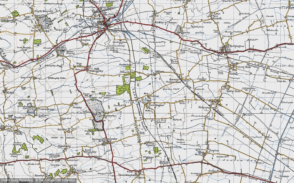 Northbeck, 1946