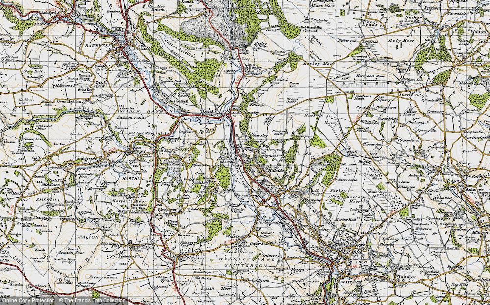 Northwood, 1947