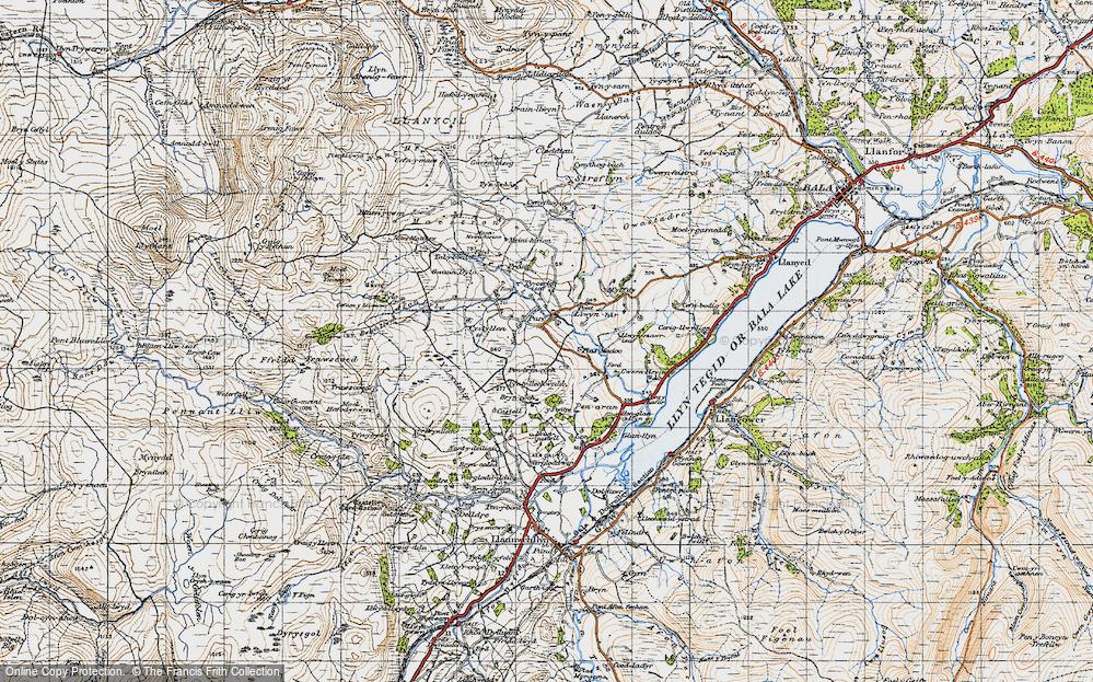 Parc, 1947