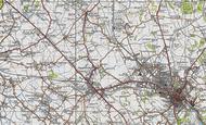Map of Parkside, 1946